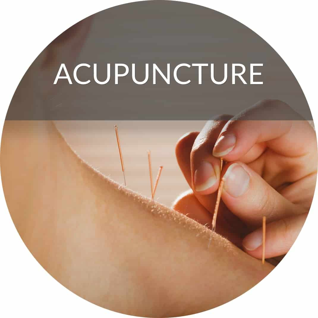 acupuncture on shoulder